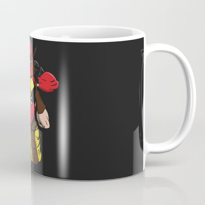 TAP OUT! Coffee Mug