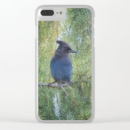 Sitting Pretty Clear iPhone Case