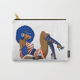 Funky 4th Carry-All Pouch