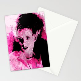 The Bride of Frankenstein Stationery Cards