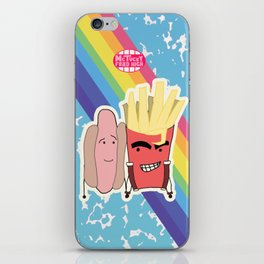 McTucky Fried High iPhone Skin
