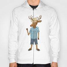Country deer Hoody