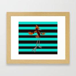 Mordo Framed Art Print