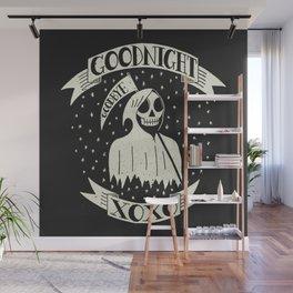 Goodnight Wall Mural