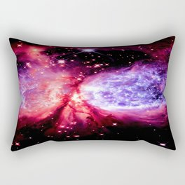 Nebula : A Star is Born Rectangular Pillow