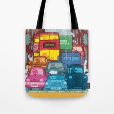 Going Nowhere Fast! Tote Bag