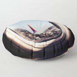 Airplane Floor Pillow