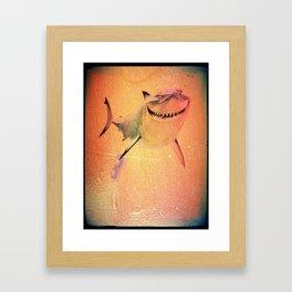 Bruce Framed Art Print