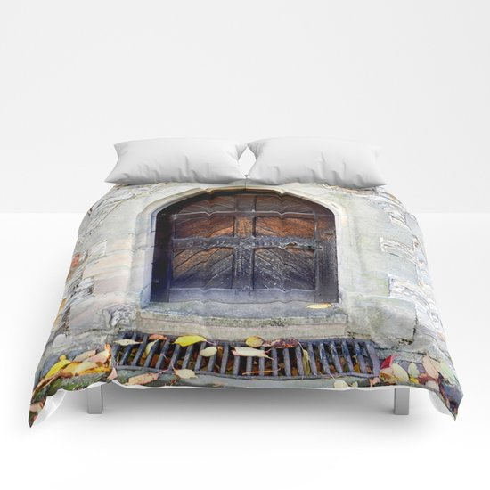 Home at last . . . Comforters