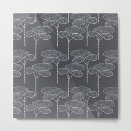 Pin Metal Print