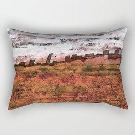 No estamos solos Rectangular Pillow