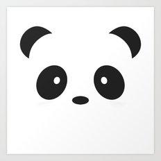 Panda Paul Art Print