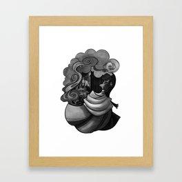 A Woman's Heart (The Plan) Framed Art Print