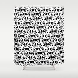 Jack of All Shower Curtain