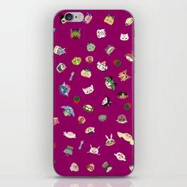 A Mix of Okami iPhone Skin