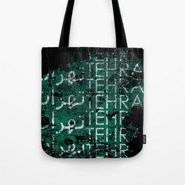 myCityTehran Tote Bag