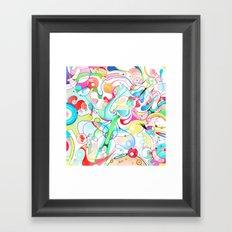 Pattex Framed Art Print