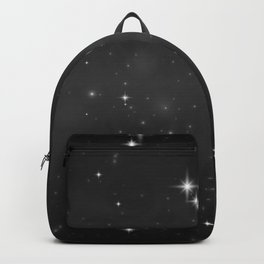 Sparkling Galaxy Star Backpack