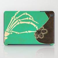dia de los muertos iPad Cases featuring Dia de los Muertos by Francesco Tortorella