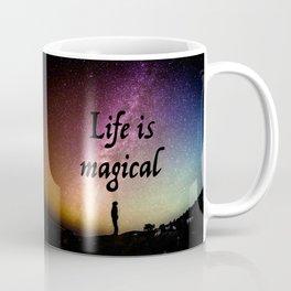 Life is magical Coffee Mug