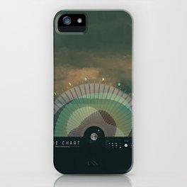RWC Tide Chart iPhone Case