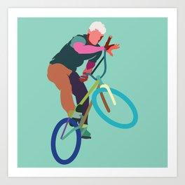 Bike 6 Art Print