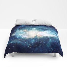 Shining Nebula - Blue Comforters