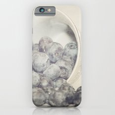 Spilled Blueberries iPhone 6s Slim Case