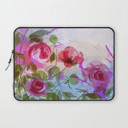 joyful flowers Laptop Sleeve