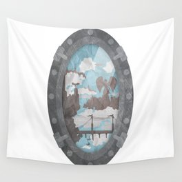 Ascension ! Wall Tapestry