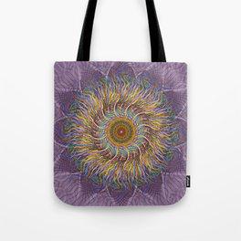 A Simple Twist Tote Bag