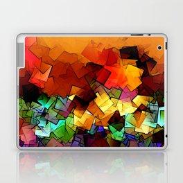 towel full of colors -6- Laptop & iPad Skin