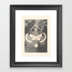 Anima Resurca Framed Art Print