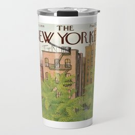 The New Yorker - 07/1954 Travel Mug