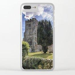 St John The Baptist Ripe Clear iPhone Case
