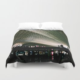 Union Station, Washington DC Duvet Cover
