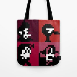 The A Troupe Tote Bag