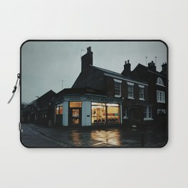 the lights of the shop Laptop Sleeve