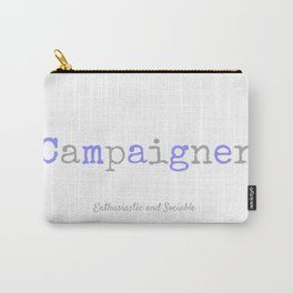 campaigner Carry-All Pouch