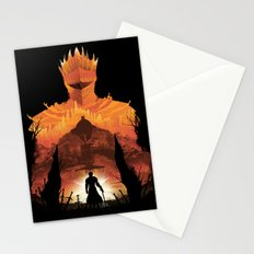 Time to Praise the Sun Stationery Cards