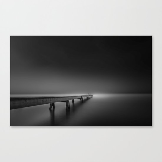 Nebel II Canvas Print