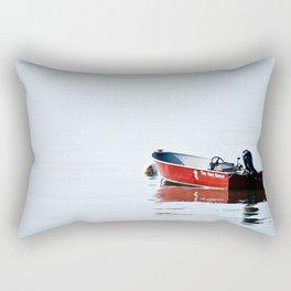 The Red Baron Rectangular Pillow