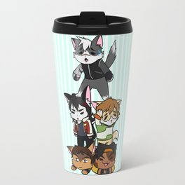 Forming Voltron: Are we doing this correctly? Travel Mug