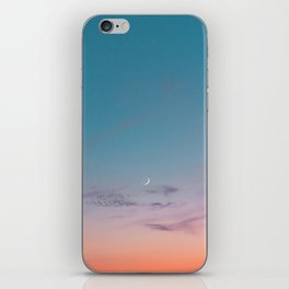 Crescent iPhone Skin