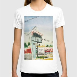 Motel Louisiana T-shirt