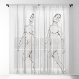 L'enfant Terrible Sheer Curtain