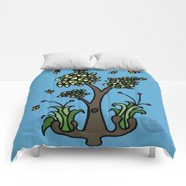 Eye Tree Comforters