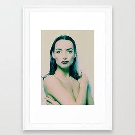 Cathy Cyan Framed Art Print