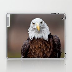 Bald Eagle Face Laptop & iPad Skin