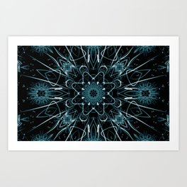 Radiance Of Thought Art Print